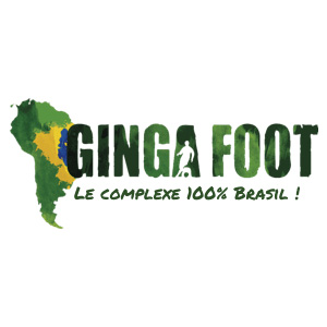 Logo Ginga Foot - GRP