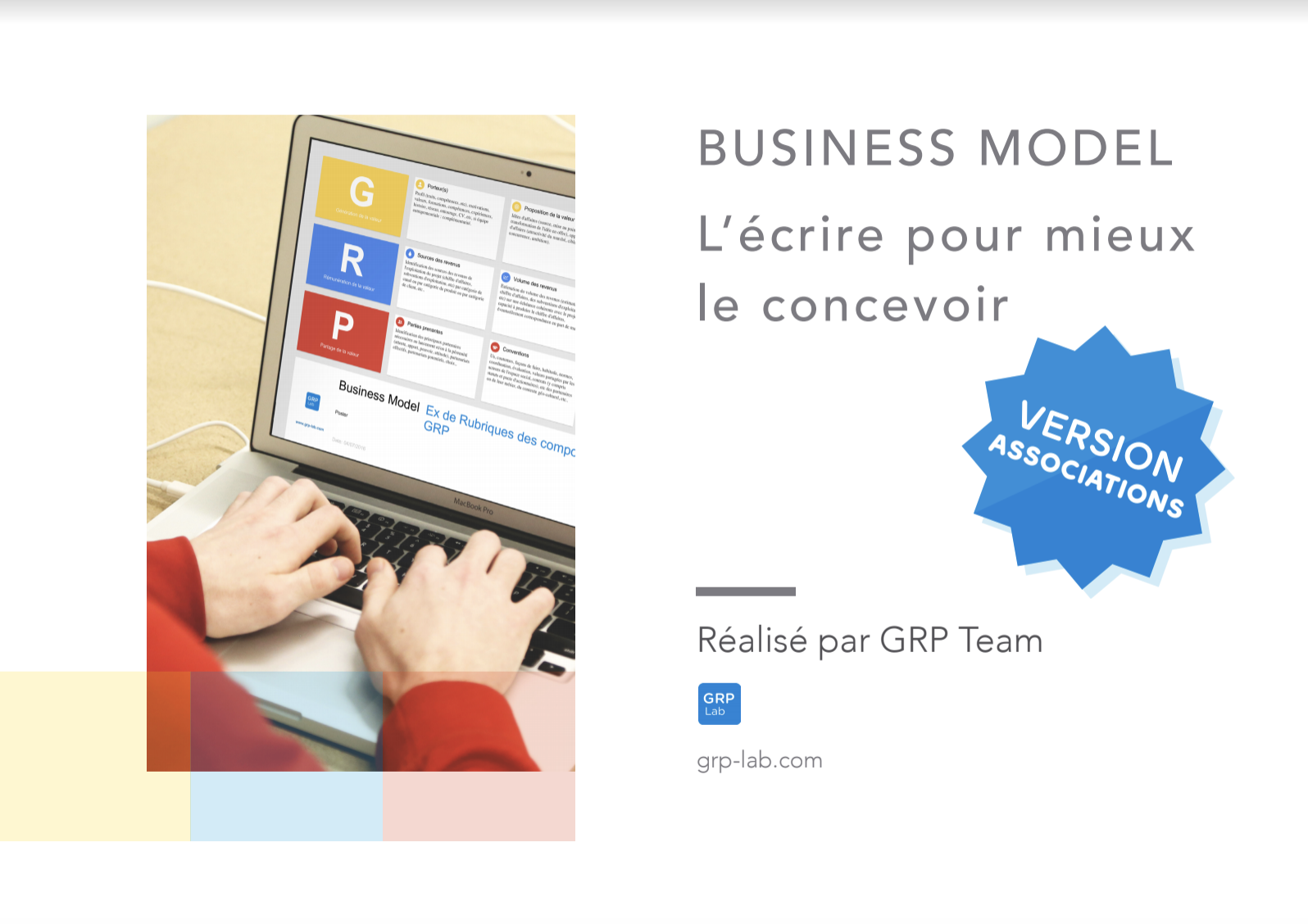 GRP Business Model Poster